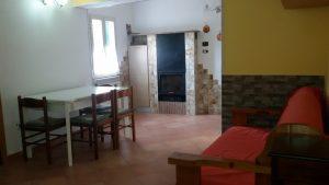 Filettino, appartamento semindipendente in paese