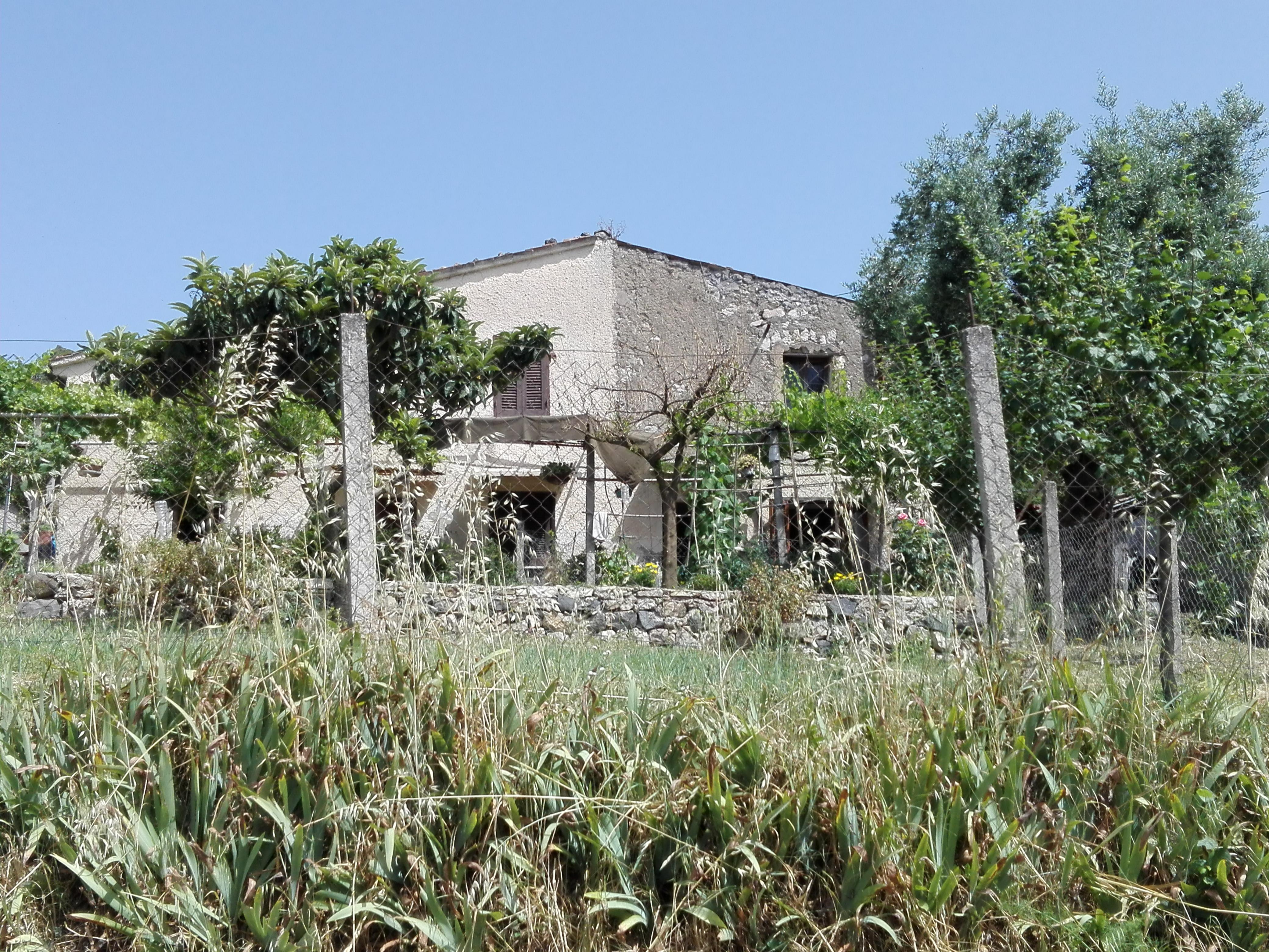 Giuliano di Roma, rustici con giardino