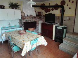 Filettino, appartamento di ampia metratura in centro storico