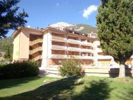 Filettino, appartamento con terrazzo e posto auto