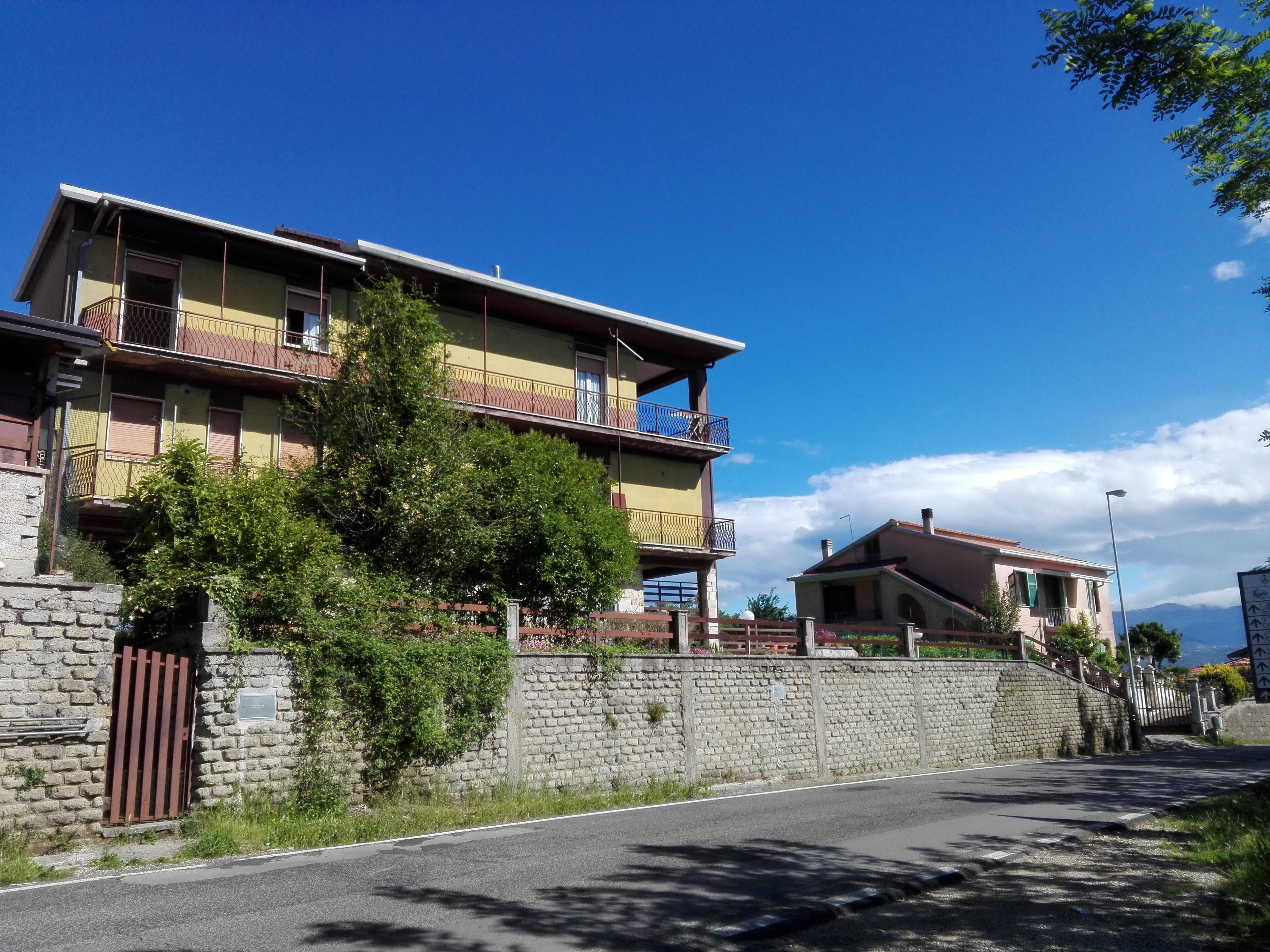 Supino, 2 Appartamenti con giardino
