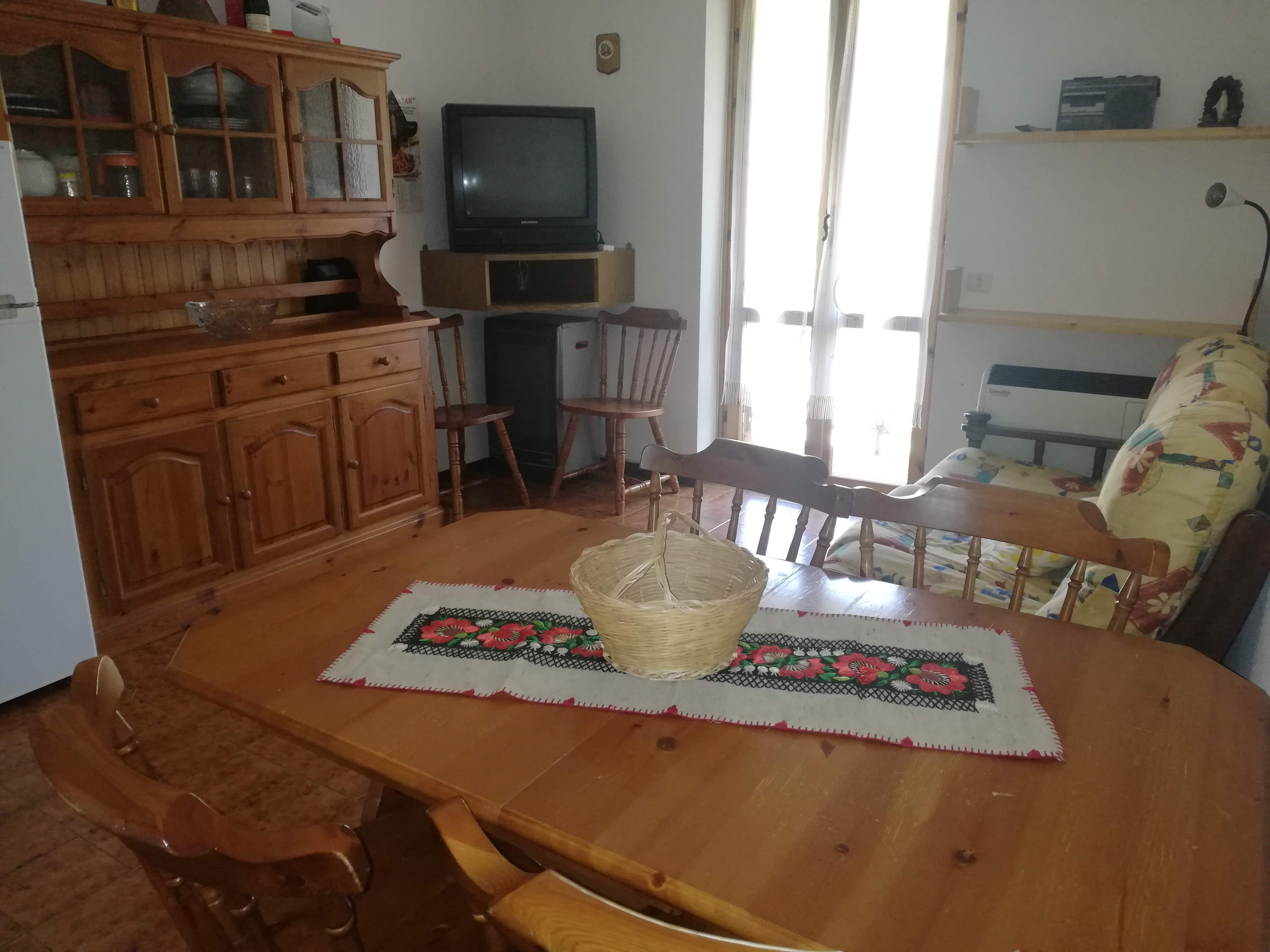 Filettino, bilocale in località Valgranara